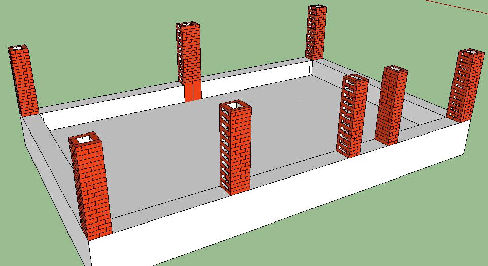 Заливные стены из керамзитобетона купить бетон контакт грунтовку