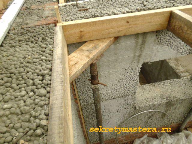 Плиты перекрытия из керамзитобетона своими виды сверл по бетону для перфоратора