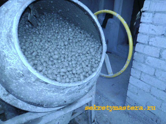 Пристрой керамзитобетон перекрытие монолитный керамзитобетон