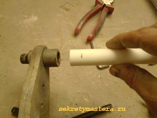 Сварка труб из полипропилена