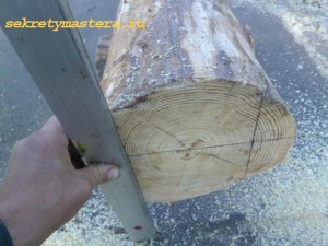 Как срубить сруб